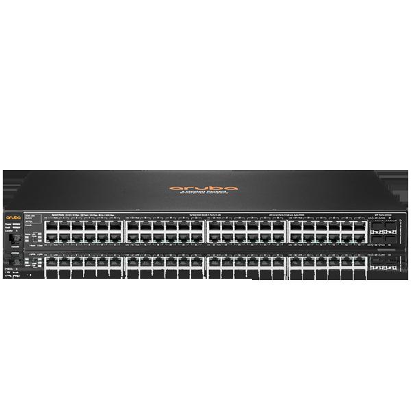 aruba 2530-48g gigabit switch