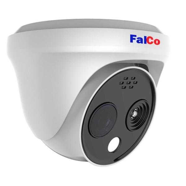 กล้องตรวจจับอุณหภูมิร่างกาย