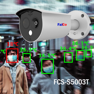 Face Recognition Camera FCS-S5003T