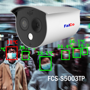 FCS-S5003TP Face Recognition Camera